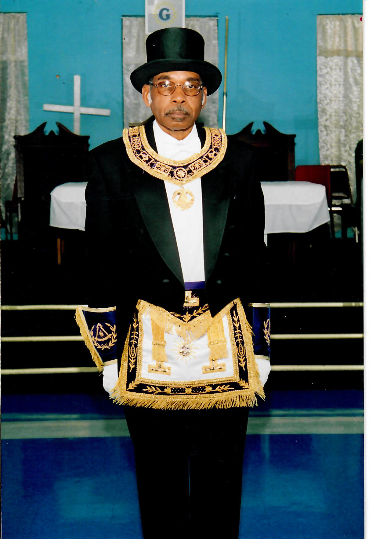 MW WILLIAM H. MURCHISON PGM President General